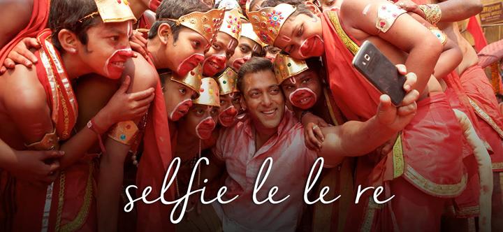 Bollywood-Selfie